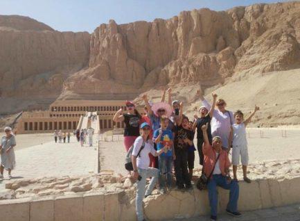 Поездка в  Луксор (05.04.2019)