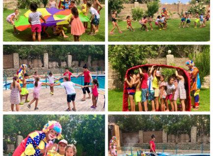 Наш летний лагерь. Лето (2020)